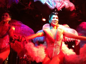 Lady boy show at Calypso Cabaret, Bangkok