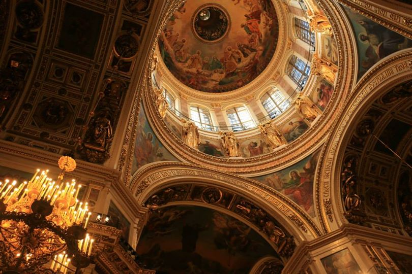 """St. Petersburg """"The Beauty of the Russian Empire"""""""
