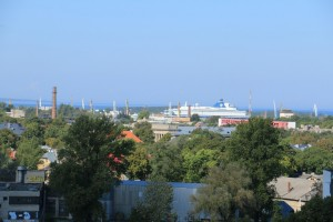 Helsinki is just a few hours away by ferry from Tallinn