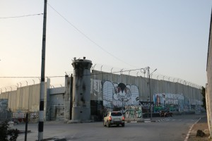separation wall of Bethlehem