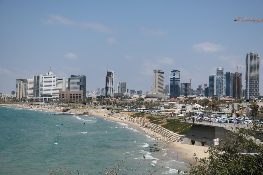 "Israel ""Tel Aviv, a city blessed by the sun"""