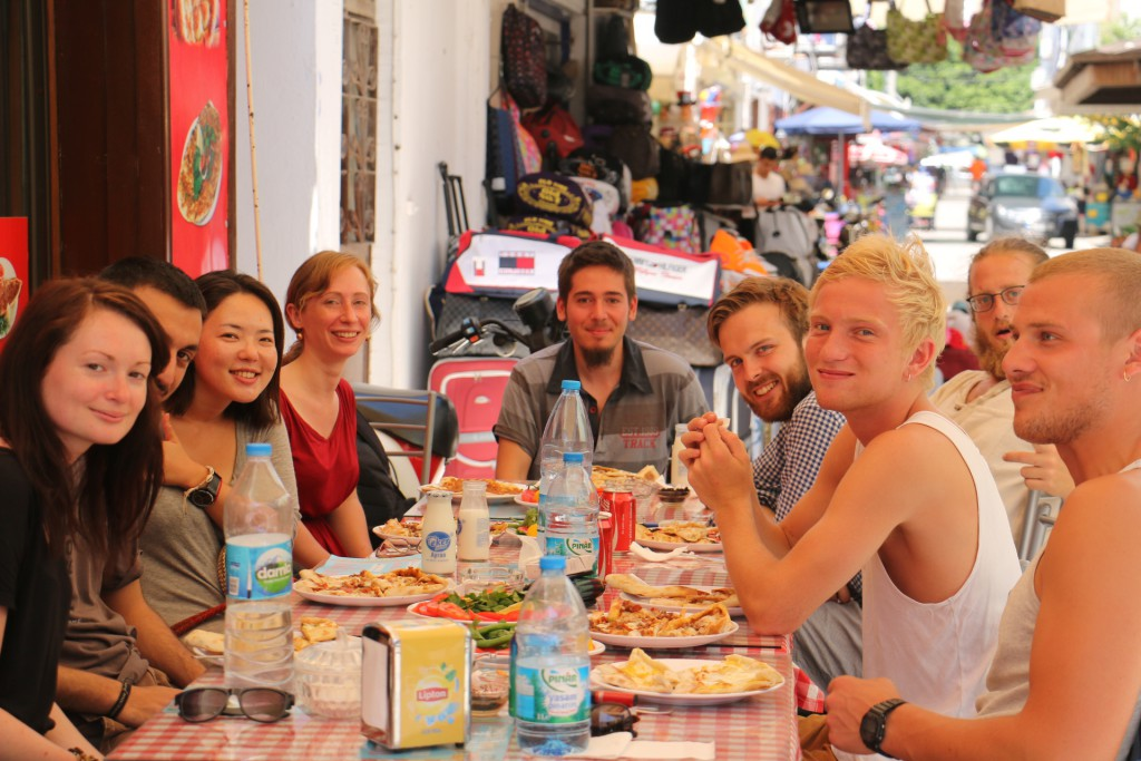 "Turkey ""Bodrum's Backpacker paradise found on a chicken farm"""