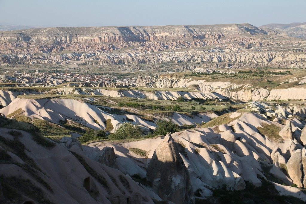 "Turkey ""Cappadocia's workaway and hiking adventure with my first female travel buddy from Russia"""