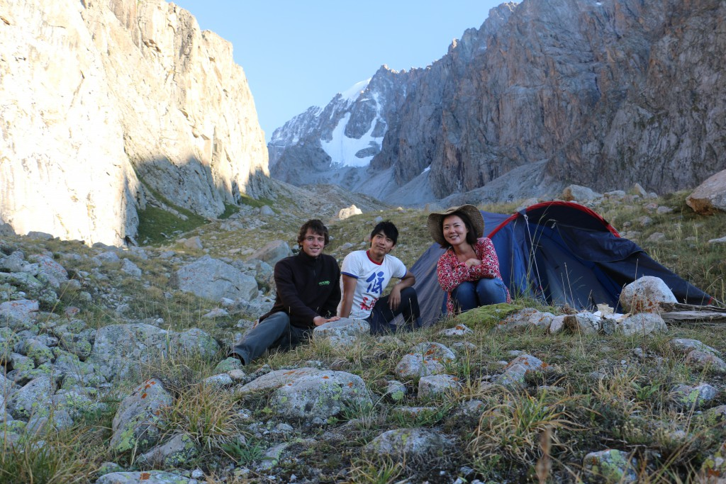 "Kyrgyzstan ""Camping in Ala Archa National Park"""