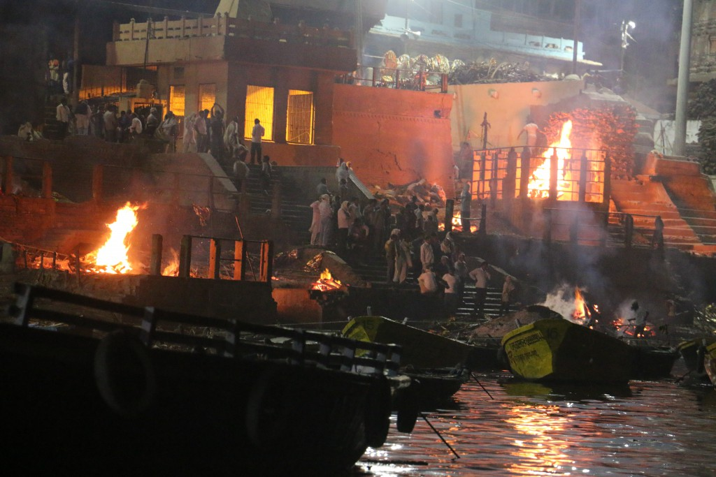 "India: Varanasi ""Festival of Life and Death"""